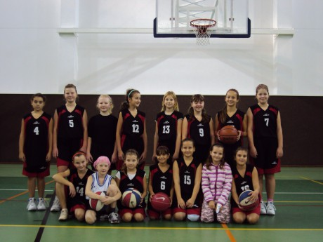 Basketbal Lanzhot 06.11.2010